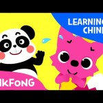 Sorry, That's OK | Chinese Learning Songs | Chinese Kids Songs | PINKFONG Songs for Children