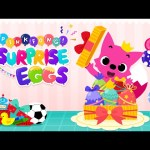 [App Trailer] PINKFONG Suprise Eggs