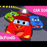 Racecars | Car Songs | PINKFONG Songs for Children