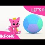 Playing With a Ball! | Let's Play With PINKFONG | PINKFONG Songs for Children