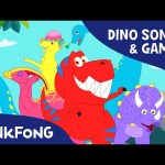Tyrannosaurus-Rex SPECIAL | Dinosaur Songs & Mini Games | PINKFONG Songs for Children