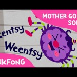 Eentsy Weentsy Spider   Mother Goose   Nursery Rhymes   PINKFONG Songs for Children