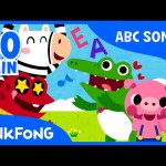 ABC Alphabet Songs | Phonics | + Compilation | PINKFONG Songs for Children