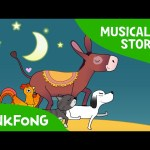 The Bremen Town Musicians | Fairy Tales | Musical | PINKFONG Story Time for Children