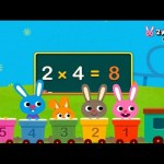 [App Trailer] PINKFONG Times Tables Song