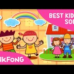 The Farmer in the Dell | Best Kids Songs | PINKFONG Songs for Children