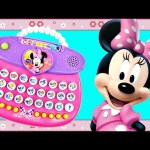 Minnie Mouse Alphabet Fashion Purse — ABC Games — Learn to Count