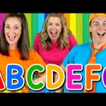 Alphabet Song – ABC Song | Learn the Alphabet ABCs | ABC Songs for Children