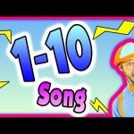 Numbers Song for Children – Learn to Count Numbers 1 to 10