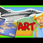 Crafts for Kids – Airplanes for Children