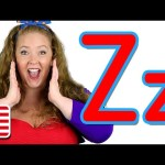 "The Letter Z Song (US ""Zee"" version) – Learn the Alphabet"