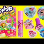Shopkins Keepsake Box L.O.L. Doll Surprises and My Little Pony Makeup