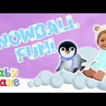 Baby Jake – Snowballing Fun | Winter Season