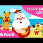 Summer Santa   Christmas Carols   Pinkfong Songs for Children