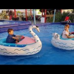 Outdoor Playground Fun for kids. Video 2017