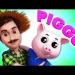 Piggo Was His Name | Junior Squad Cartoons For Kids