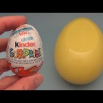 Kinder Surprise Egg Word Jumble!  Spelling Words from in the Woods!  Lesson 1