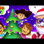 We Wish You A Merry Christmas | Little Eddie Cartoon | Videos For Children – Kids Tv