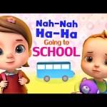 Nah Nah Ha Ha –  Going To School – Baby Ronnie Nursery Rhymes & Kids Songs by Videogyan 3d Rhymes