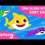Race Sharks | Sing Along with Baby Shark | Pinkfong Songs for Children