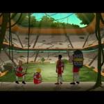 Supa Strikas – Season 4 Episode 49 – Stumble in the Jungle