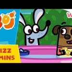 Boj – Missing the Holidays | Boj A Boom | Wizz | Cartoons for Kids