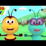 I Touch Everything With My Hands | Kids Songs & Cartoons For Babies – Kids TV