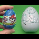 Paw Patrol Surprise Egg Word Jumble!  Spelling Fairy Tale Animals!  Lesson 2