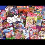 20 Blind Bags Lalaloopsy Barbie shopkins My Little Pony Minions Surprises