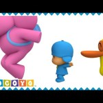 💃 POCOYO in ENGLISH – FRED SAYS [ Episode 5 ] | PHYSICAL EDUCATION GAMES for kids