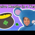 Twelve Months In a Year and More | HAPPY NEW YEAR SONG | Baby Songs from Mother Goose Club!