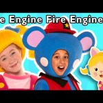 🚨 Fire Engine, Fire Engine + More | Phonics Songs from Mother Goose Club