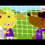 Go Go Footy Pups – Multiple Positioning | Football for Kids | Wizz | Cartoons for Kids