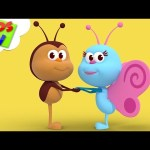 In Couples   Nursery Rhymes & Songs For Children   Cartoon Videos by Kids TV