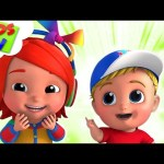 Ha Ha Song   Junior Squad Cartoons   Nursery Rhymes & Baby Songs – Kids TV