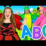 Alphabet Animals 2 – More ABC Animals! | Learn animals, phonics and the alphabet
