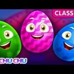 ChuChu TV Classics – Old MacDonald Had A Farm | Surprise Eggs Nursery Rhymes