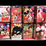 Kinder Egg Surprise Disney Tsum Tsum Masha Mickey Minnie Miraculous Ladybug