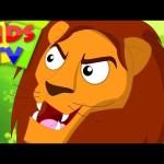 Roar Roar Lion | Children's Nursery Rhymes & Songs for Babies – Kids TV