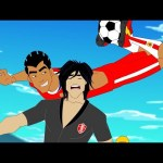 Supa Strikas | Beautiful Gaming | Soccer Cartoons for Kids | Sports Cartoon