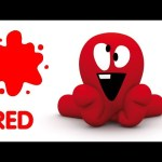 🐙Learn the colors with Pocoyo 🍎RED | 🎶 Educational Songs in English for Kids