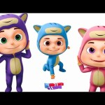 3 Little Kittens – Three Little Kittens   Top Nursery Rhymes   Videogyan 3D Rhymes
