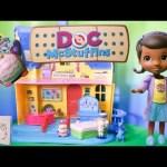Doc McStuffins the Eye Doctor Video Parody
