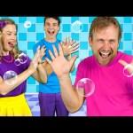 Happy Hands – Kids Hand Washing Song | Healthy Habits