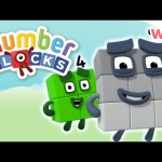 Numberblocks – Learn to Count | Number Skills | Wizz | Cartoons for Kids