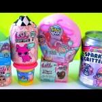 Surprise TOYS LOL Fuzzy Pets Pikmi Pops DoughMis Poopsie Sparkly Critters