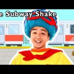 The Subway Shake + More | NEW VIDEO | Mother Goose Club Phonics Songs