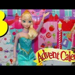 Advent Calendars Unboxing For 24 Days of Christmas Kids Toys