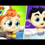Bath Time Club | Bath Song | The Supremes | Nursery Rhymes & Songs For Babies – Kids TV
