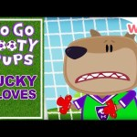 Go Go Footy Pups – Pickles' Lucky Gloves   Football for Kids   Wizz   Cartoons for Kids